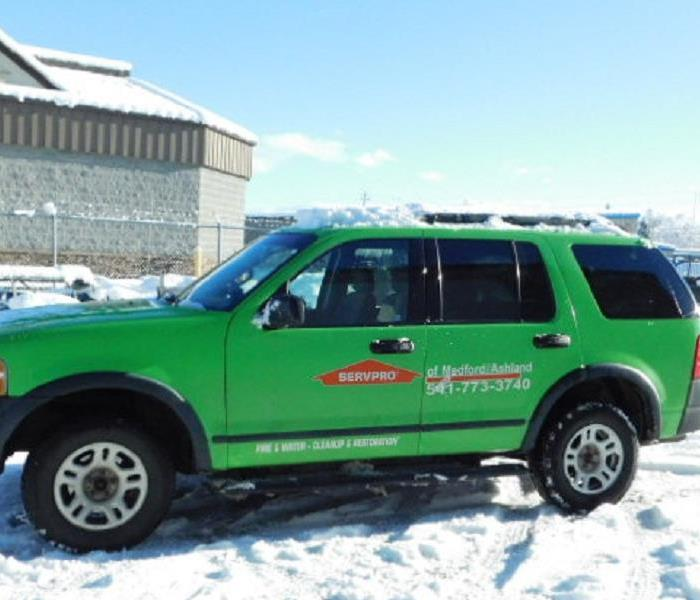 SERVPRO of Grants Pass/Central Point Has Expanded Our Fleet