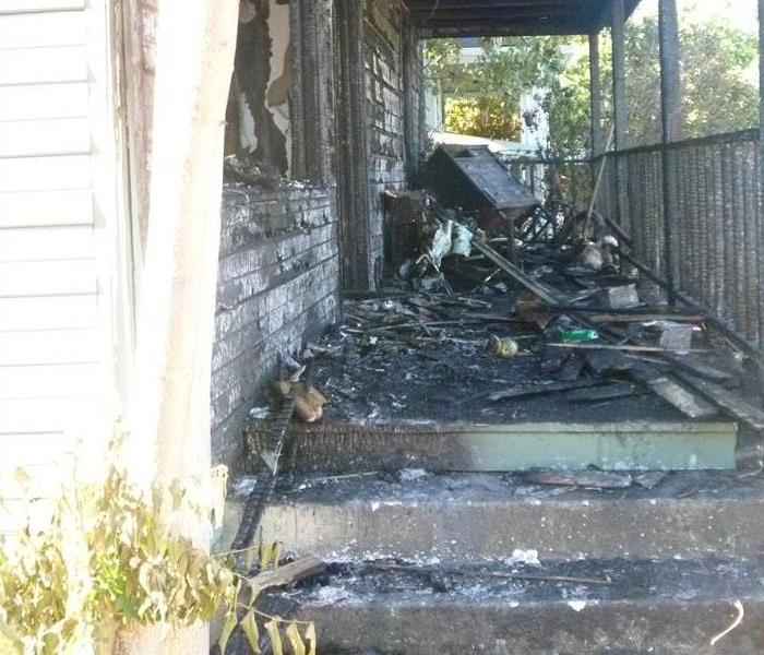 Fire Damage Repair, Cleanup and Restoration