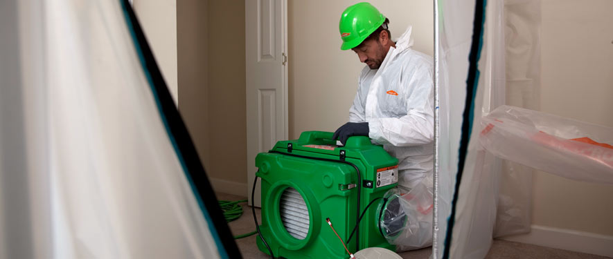 Grants Pass, OR mold cleanup